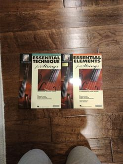 Essential Element Book. Violin Book 1 And 3 for Sale in Vancouver,  WA