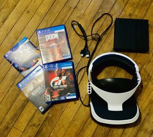 PlayStation Vr and Games for Sale in Westminster, CA