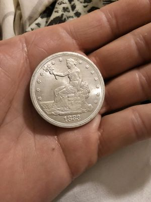 Trade Dollar 1883 (silver) for Sale in Los Angeles, CA
