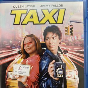 Taxi (Blu Ray, 2004) for Sale in Adelanto, CA
