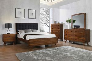 Brand new 4pc queen bedroom set (ONLY $54 DOWN) for Sale in Dallas, TX