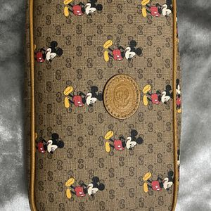 Disney/Gucci Belt Bag for Sale in Apple Valley, CA