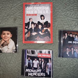 One Direction Albums & Movie for Sale in Corona, CA