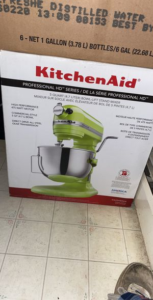 Kitchen aid mixer for Sale in Elburn, IL