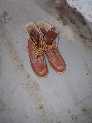 Men's work boots for Sale in McDonald, PA
