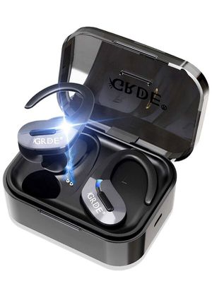 Wireless Earbuds, Bluetooth 5.0 Headphones True Wireless Earbuds Sports in-Ear TWS Stereo HiFi Sound Bluetooth Earbuds 30H Playtime Wireless Earphones for Sale in Rancho Cucamonga, CA