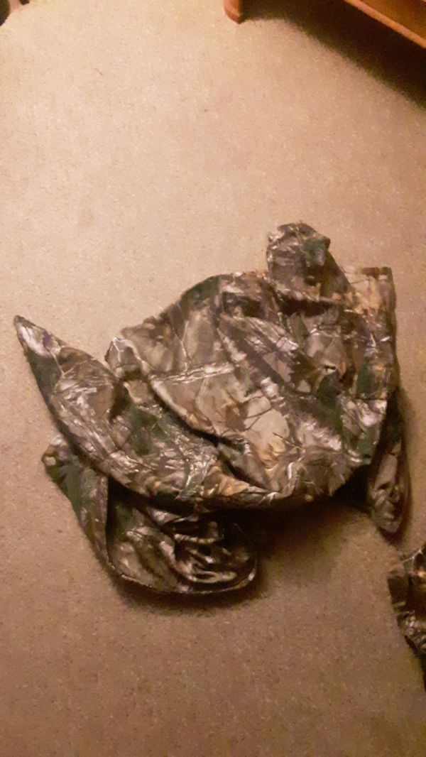 Scentlok XL Camo Outfit