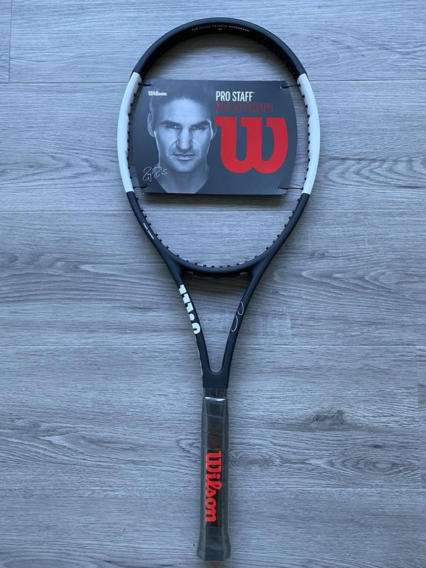 Wilson Pro Staff RF97 Autograph Roger Federer Signature L2 4 1/4 Tennis Racket