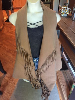 JOA Fringe Vest for Sale in Eureka, MO
