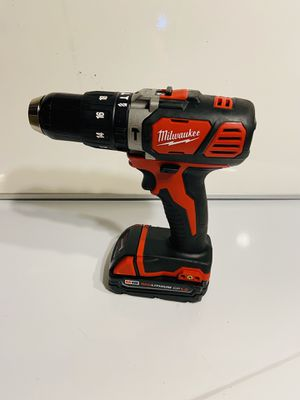 Milwaukee M18 hammer drill 2 speed/Drill driver for Sale in East Point, GA