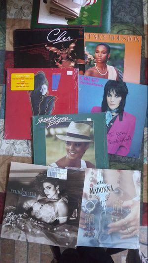 7 AWESOME RARE VINTAGE LP VINYL ALBUMS for Sale in San Bernardino, CA