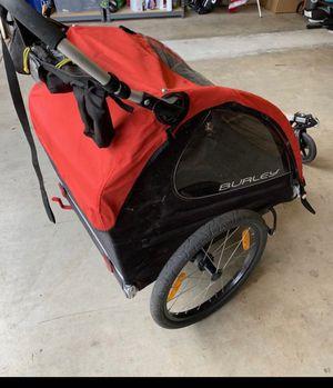 Burley Honey Bee, 2 Seat Kids Bike Trailer & Stroller for Sale in Chula Vista, CA