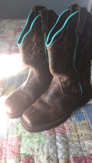 Ladies Boots Justin gypsy size 7B for Sale in Durham, NC