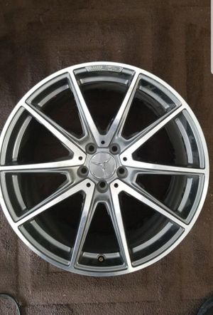 Mercedes AMG GT S 20x11 Wheels 2 qty for Sale in San Marcos, CA