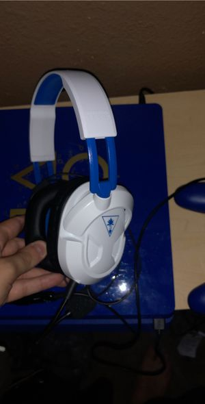 Turtle Beach PS4 Headset for Sale in Imperial, MO