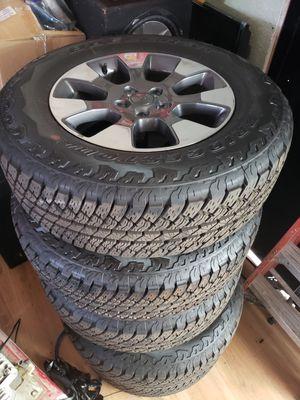 Jeep Wrangler wheels for Sale in Covina, CA