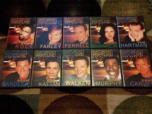 10 Best Of Saturday Night Live DVD Lot Chris Rock Will Ferrell Chris Farley Molly Shannon Eddie Murphy Etc. for Sale in Lutz, FL