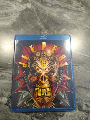 New sealed jeepers creepers Blu Ray with limited edition artwork shipping only no pickup for Sale in Apalachicola, FL