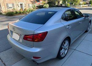 For Sale. 2006 Lexus IS 250 Great Shape. FWDWheels for Sale in Washington, DC