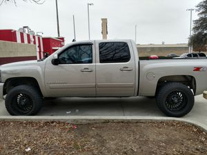 DFD Rims and Nitto Terra Grappler Tires for Sale in Fort Worth, TX