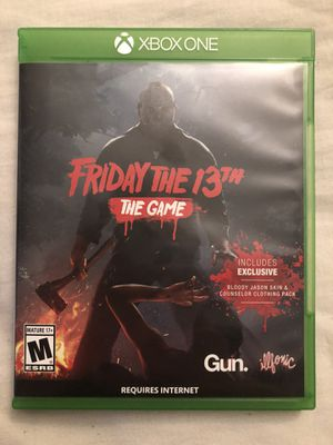 Friday the 13th The Game Xbox One for Sale in Bradenton, FL