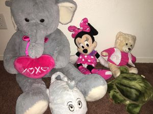Stuffed animals for Sale in Henderson, NV