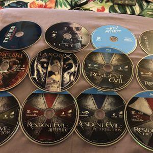 Movies Bundle $15 FIRM MUST PICKUP IMMEDIATELY!!! for Sale in Farmington Hills, MI