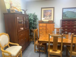 Hurry in! Antique furniture on sale today! Special financing available. for Sale in Arlington, TX