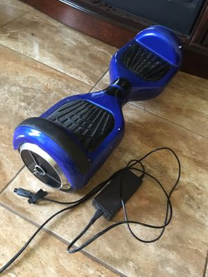 Royal blue Hoverboard for Sale in Pompano Beach, FL