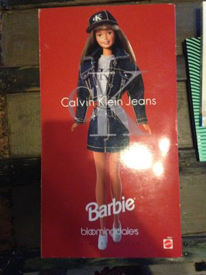 Barbie blooming dales limited edition Calvin Klein jeans for Sale in Richmond, TX