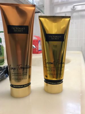 Victoria's Secret fragrance lotions for Sale in San Diego, CA
