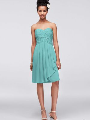 David's Bridal bridesmaid/party dress for Sale in Huntington Beach, CA