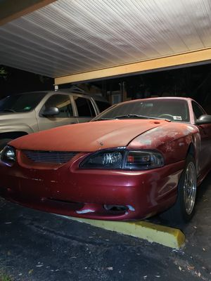 Ford mustang GT for Sale in Hollywood, FL