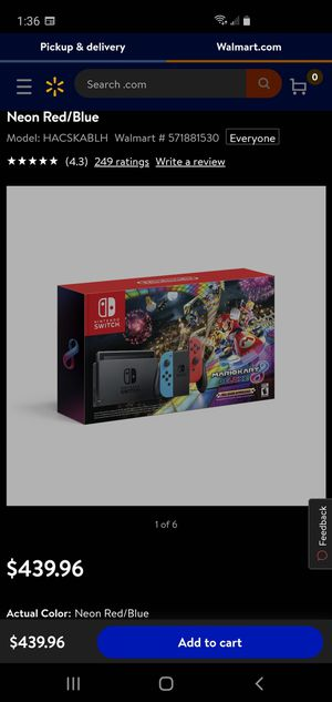 Nintendo switch for Sale in Midland, TX