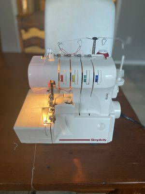 Simplicity Serger Machine for Sale in Cocoa, FL