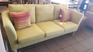 Lime Green Sofa for Sale in Phoenix, AZ