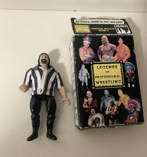 Legends of Professional Wrestling Action Figure for Sale in Bronx, NY