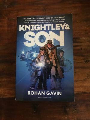 Knightley & Son book for Sale in Dallas, TX