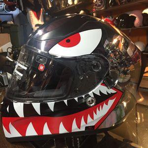 New Chrome Dot Motorcycle Helmet $180 for Sale in Whittier, CA