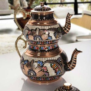 Traditional Turkish Tea Pot for Sale in Irvine, CA