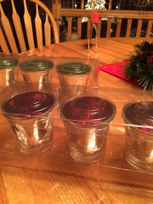 Christmas silver candle holders for Sale in Lynnfield, MA