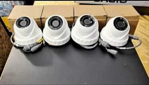 4 x Security Cameras-Se Habla Espanol for Sale in Lewisville, TX