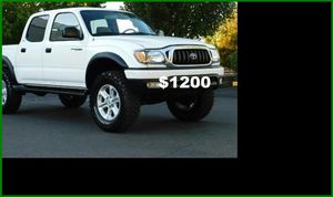 Price$1200 Toyota Tacoma for Sale in Pittsburgh, PA
