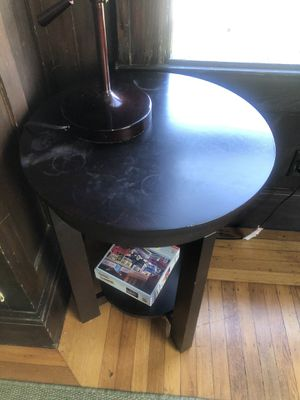 Wooden side table for Sale in San Francisco, CA
