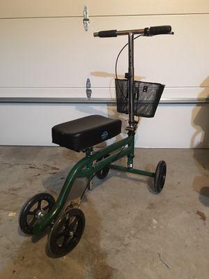 Knee scooter crutches alternative for Sale in Ashburn, VA