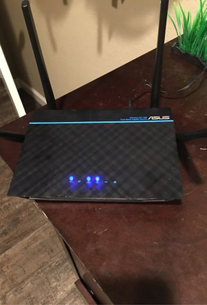 ASUS gaming router for Sale in Sacramento, CA
