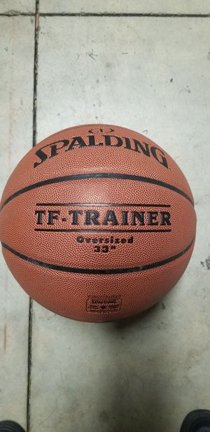 Spalding trainer basketball for Sale in Irvine, CA