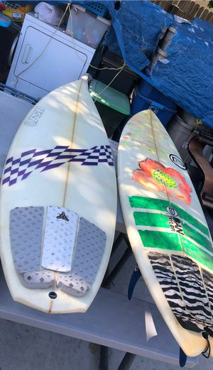 """Surfboards 5'9"""" 5'11"""" for Sale in Westminster, CA"""