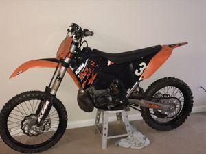 2010 KTM 250SX Dirt Bike for Sale in Atlanta, GA