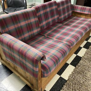 Sofa Bed, Chair, Ottoman And Tables for Sale in Lorton, VA